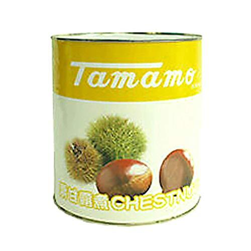 【業務用】 タマモ 極軟マロン 栗甘露煮 1級 S 1号缶 3500g