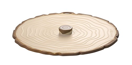 Charles Viancin Silicone Lid Timber 9 -inch