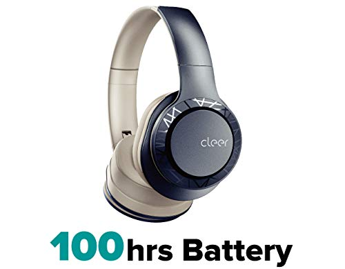 Bluetooth Wireless Headphones with up to 100 Hours of Battery | Cleer Audio - Enduro 100
