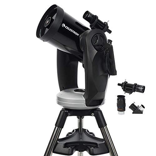 Celestron CPC 800 - Telescopio computerizado GPS, Negro