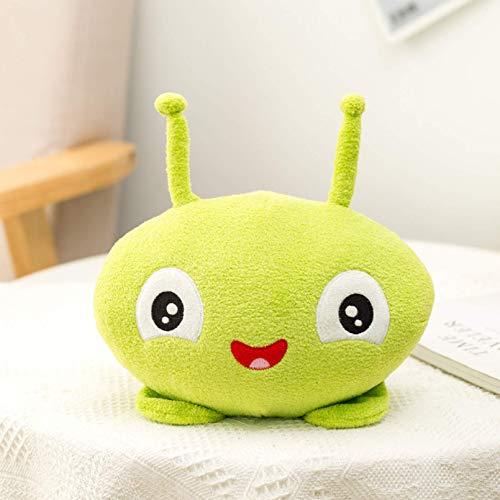 ADIE Plüschtier 25cm Cartoon Teddy Spielzeug Nette Mond Kuchen Plüsch Gefüllte Puppe Gefüllte Puppe Kinder Geschenk (Farbe: 25cm, Größe: 3) (Color : 25cm, Size : 2)