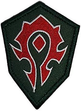 Warcraft Paladin Sew On Patch