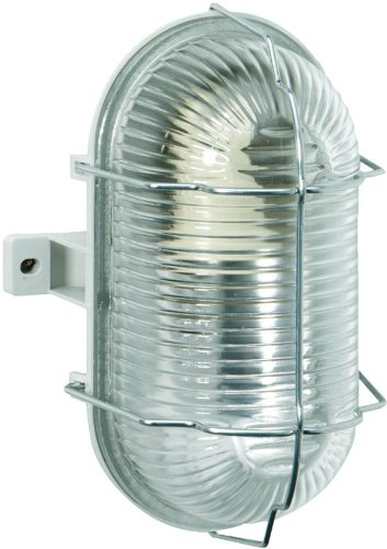 Brennenstuhl Ovale Lamp Color, voor Binnen en Buiten, Spatwaterdicht, IP4, Grijs