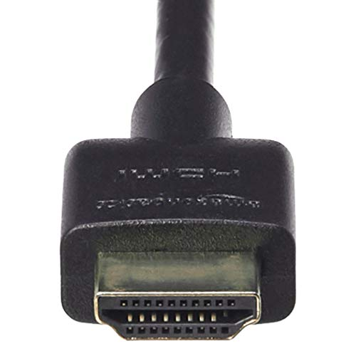 Amazon Basics - Flexibles HDMI-Kabel, 0,3 m