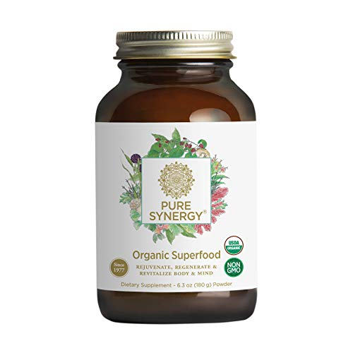 Pure Synergy Organic Ingredients Superfood