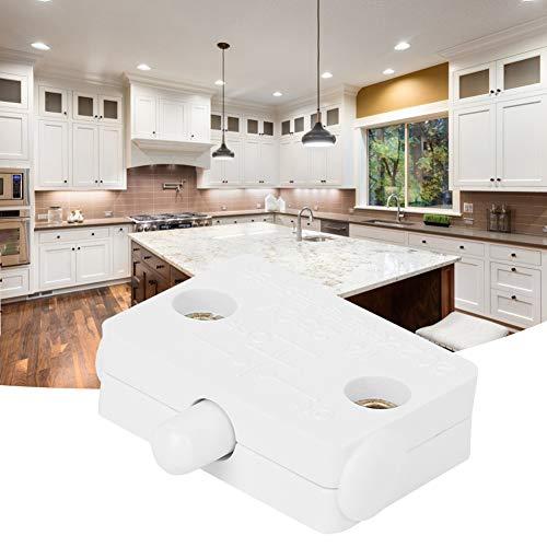 Interruptor de luz de gabinete, resistente material ignífugo de PC, interruptor de luz de fácil instalación, armarios estables, armarios de vino armarios para armarios