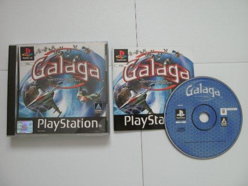 Playstation 1 - Galaga: Destination Earth