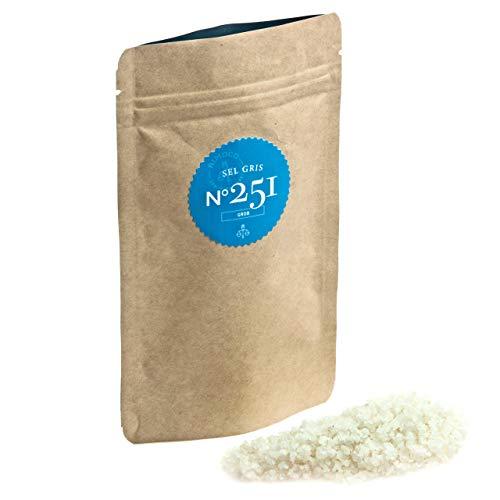 Sel Gris Salz N°251 |Großpackung 500g| grobes keltisches Meersalz mit weichem Geschmack