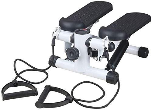 Wyyggnb Cross Trainer, Stepper for l'esercizio Stepper Attrezzature Fitness Trainer casa Altalena Indoor Sports Muto Multi-Funzione Portable Mini Idraulico Stepper