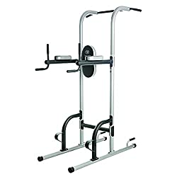 gold's gym power tower best pieces of home gym equipment