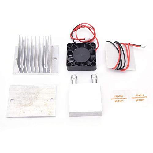 Estructura de sellado Disipador de calor Kit de bricolaje Módulo enfriador Módulo generador para amplificador de potencia