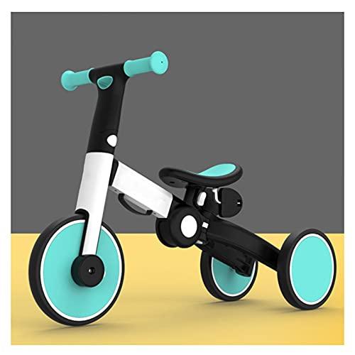Women's Health Bicicleta de Equilibrio, Bicicleta para Caminar, First Bike para Niños, Niños Pequeños Pedales Juguetes, Bicicletas Sin Pedales para Niños