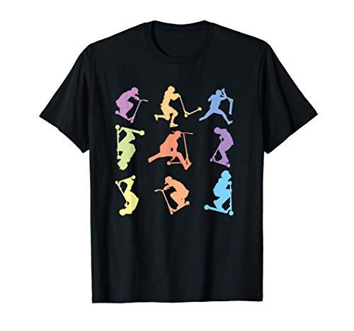 Trucos de Stunt Scooter Camiseta