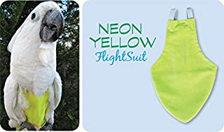Avian Jumbo FlightSuit (Bird Diaper) w/AnchorLine Plus Flightliners