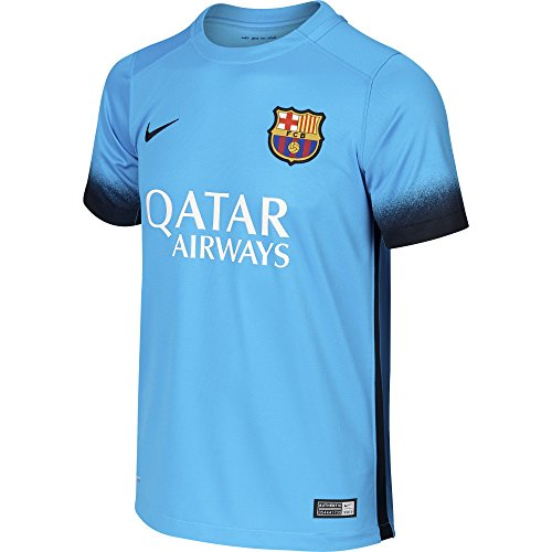 Nike Barcelona FCB 3rd Jersey 2015/2016 Boys (Youth X-Small)