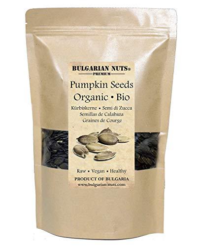 1 kg Semillas de calabaza cruda orgánicas directamente de la granja certificada BIO de...