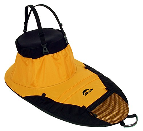 SEALS Tropical Tour Sprayskirt, 1. Gold Yellow One Size