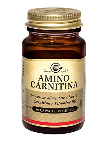 Solgar Amino Carnitina - 75 ml