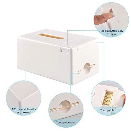 Chuihui Tejido extraíble rollo papel caja pañuelos