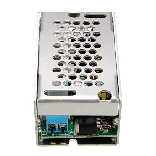 LILICEN 15A 12V調節可能なステップダウン電圧降圧高効率同期整流器モジュールコンバータのアクセサリー 3Dプリントテンプレート