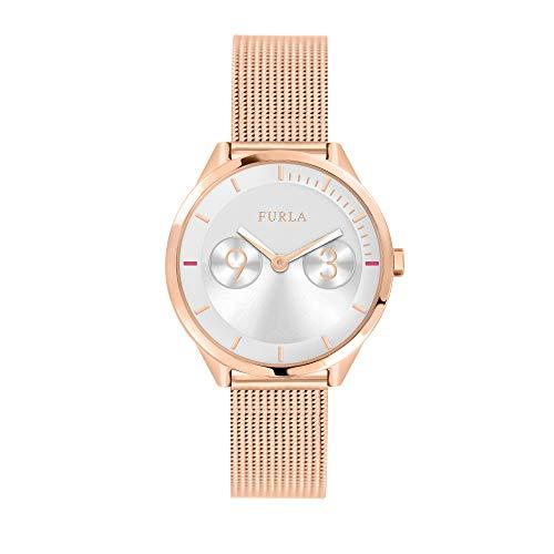 orologio solo tempo donna Furla Metropolis trendy cod. R4253102530
