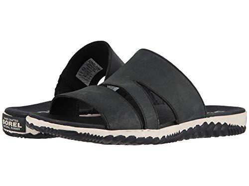 Sorel - Sandales pour femme Out N About™ Plus Slide, Noir (noir), 36.5 EU