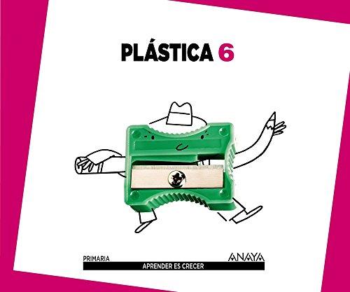 Plástica 6. (Aprender es crecer) - 9788467833676