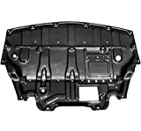 Lower Undercar Engine Cover Splash Shield - Compatible with 2009-2013 Infiniti G37 AWD Coupe/Sedan (All Wheel Drive)