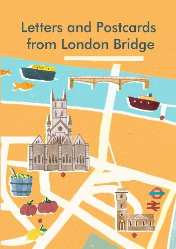 Letters and Postcards from London Bridge (Museum of Walking Chapbook)