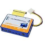 WiebeTech Ultradock V4,FW800/FW400/ESATA/USB