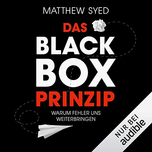 Das Black-Box-Prinzip audiobook cover art