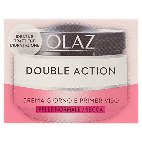 Olaz Double Action Feuchtigkeitsspendende Tagescreme und Zündkapsel, 110 g