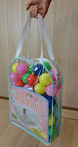 パピーカラフルボールプール626パステルカラーのボールプールでボール50個付き