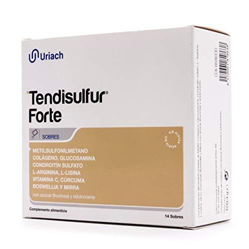 Uriach Medical Tendisulfur Forte 14Sbrs 1 Unidad 200 g