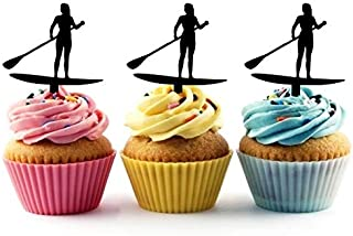 Best paddle board cake topper Reviews
