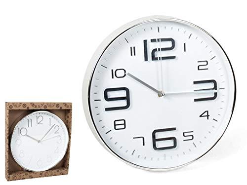 Gerimport Reloj Pared 30,5cm Blanco Surtido A Elegir 1