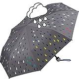 ESPRIT Regenschirm mit Tropfen-Print