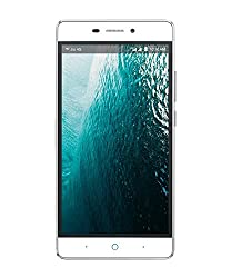 LYF Water 7 4G LTE Smart Phone, Silver