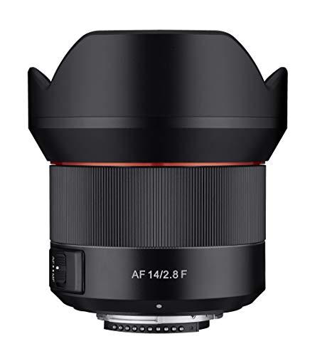 Rokinon 14mm F2.8 Full Frame Auto Focus Wide Angle Weatherproof Lens for Nikon