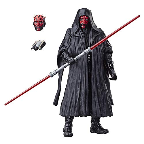 Star Wars Episodio 3 Black Series Darth Maul