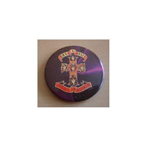 Badge Guns n' Roses - Appetite for Zerstörung