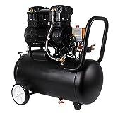 WUK Oil Free Air Compressor 1500W Portable Air Pump Silent 30/40L for Home Renovation Tire Inflating Compressor Spray Paint Pneumatic Tools Dental Pump