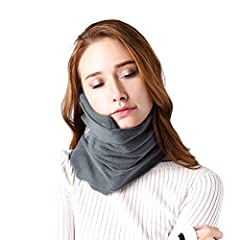 EFFECT: Soft Neck Support Pillow is designed to help prevent neck pain and soreness. While you feeling sleep, you can sleep well at any time in any places MULTIPURPOSE: We designed the radian of rid according to the cervical vertebras of many people,...