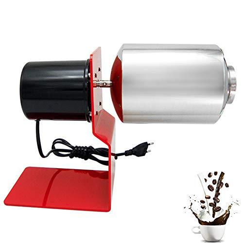 ZLFCRYP Elettrica Macchina di Tostatura di Chicchi di caffè, Tostatori di caffè