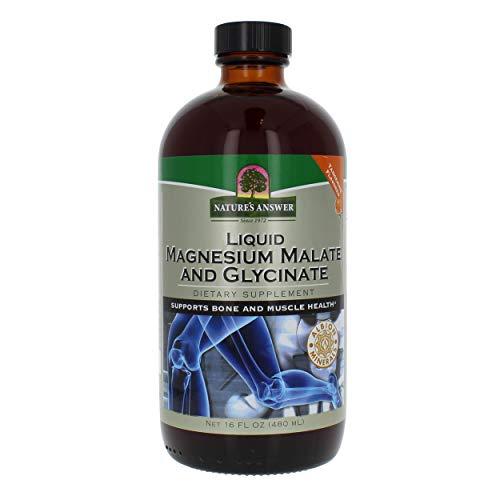 Nature\'s Answer, Liquid Magnesium Glycinate, 16 fl oz (480 ml)
