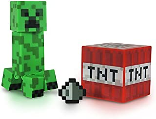 Minecraft Core Creeper Figure Pack