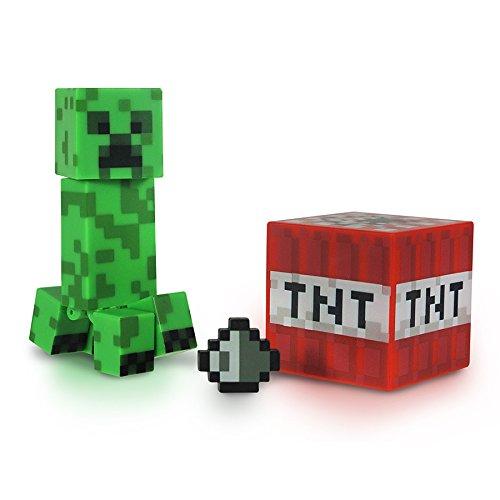 Minecraft Core Creeper Figure Pack