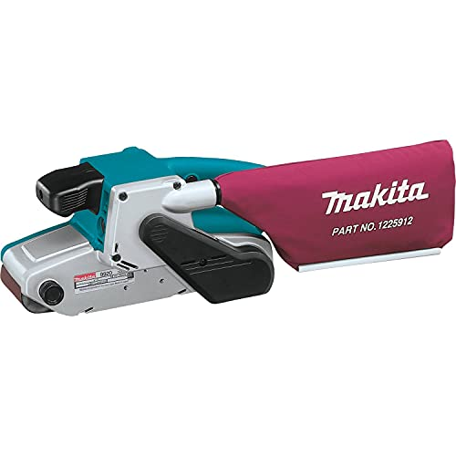 Makita 9920 8.8 Amp 3-Inch by 24-Inch Variable-Speed Belt Sander -