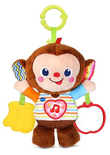 VTech Swing & Sing Monkey Pushchair Toy