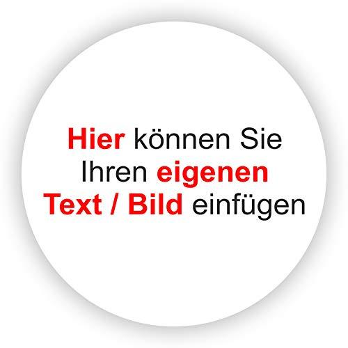 25 Eigenes Logo/Text/Bild Einkaufswagenchips Pfandmarken verschiedene Motive, auch mit eigenem Wunschtext/Bild. EKW Wertmarken